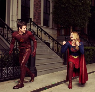 The-Flash-and-Supergirl