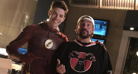 kevin smith and flash