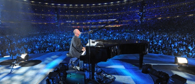 BILLY JOEL photo Myrna Suarez