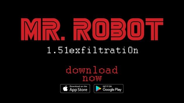 Mr. Robot game