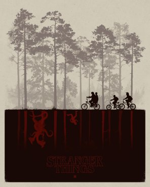 Image result for stranger things fan art