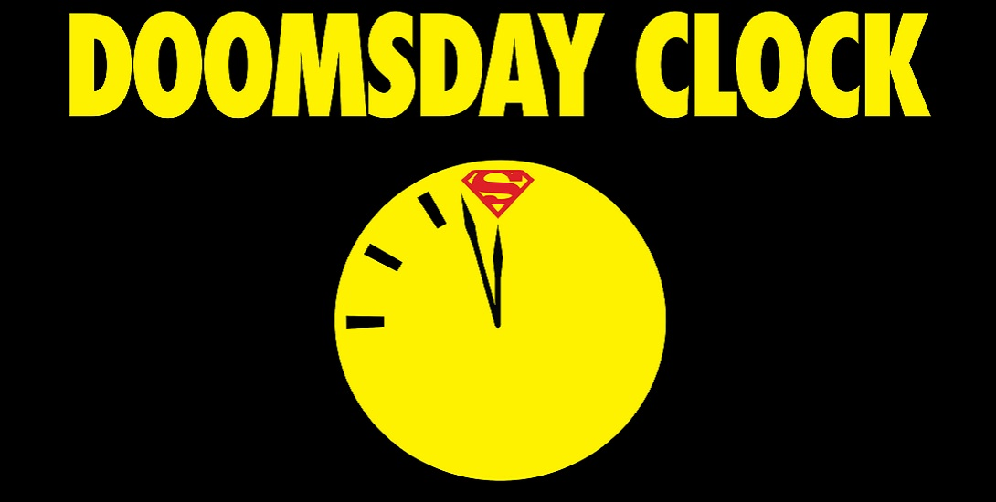 Doomsday Clock 1