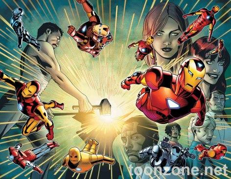 Iron Man 600