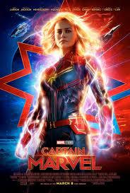 Capt Marvel poster